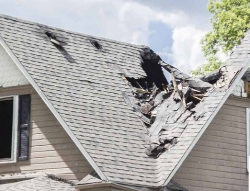 Repair Your Roof After Storm Damage